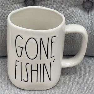 Rae Dunn Gone Fishin brand new